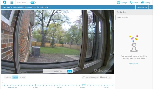 Dropcam Pro - Video